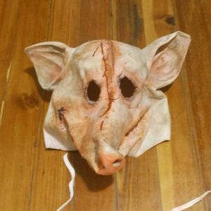 Other - Halloween Pig Mask